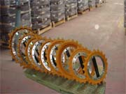 Sprocket for excavator/dozer