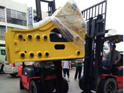 Our Hydraulic Breakers